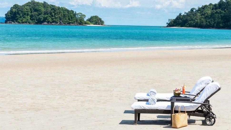 The Datai Langkawi Sun Dek on Beach