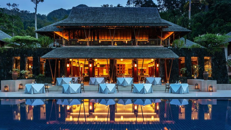 The Datai Langkawi The Dining Room