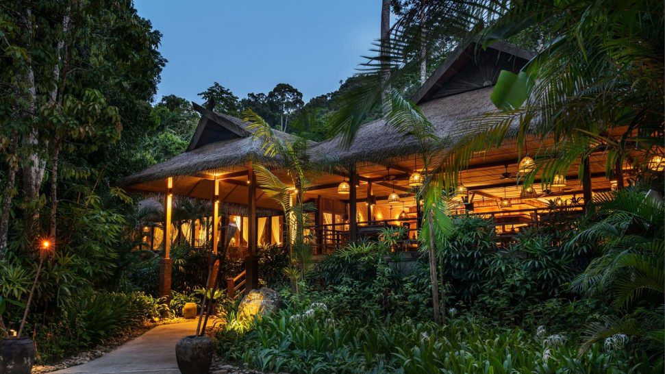 The Datai Langkawi The Gulai House