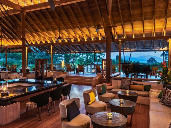 The Datai Langkawi The Lobby Lounge