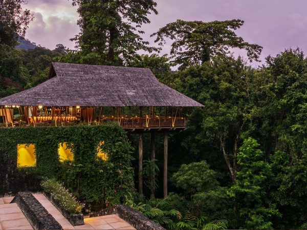 The Datai Langkawi The Pavilion Exterior view