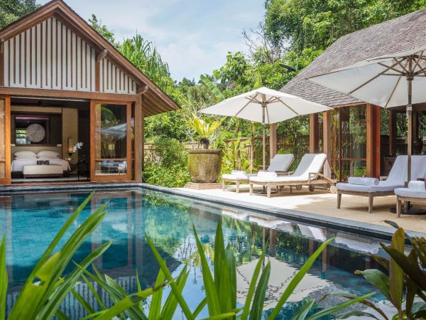 The Datai Langkawi Two bedroom beach villa