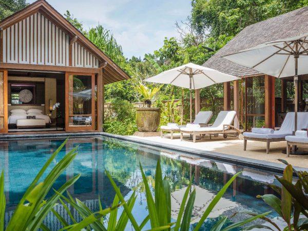 The Datai Langkawi Two bedroom beach villa