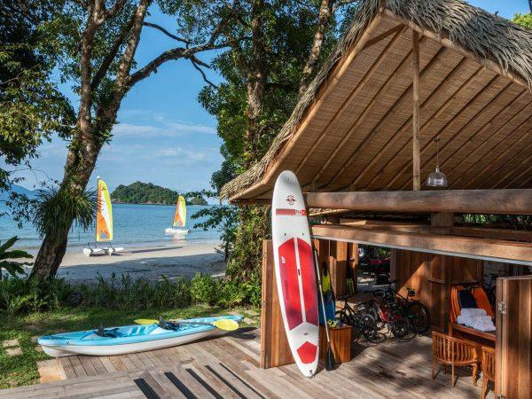 The Datai Langkawi Water Sports