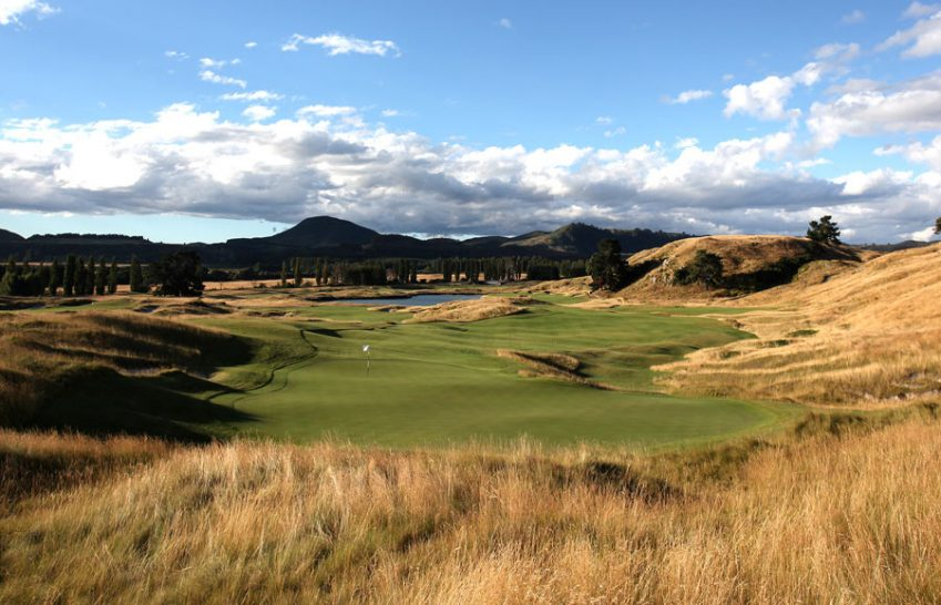 The Kinloch Club Jack Nicklaus Golf Course
