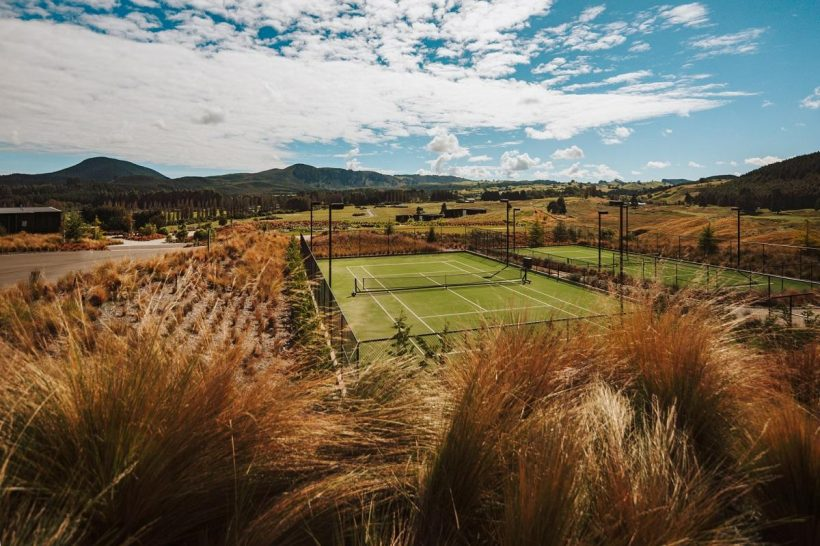 The Kinloch Club Manor and Villas Tennis
