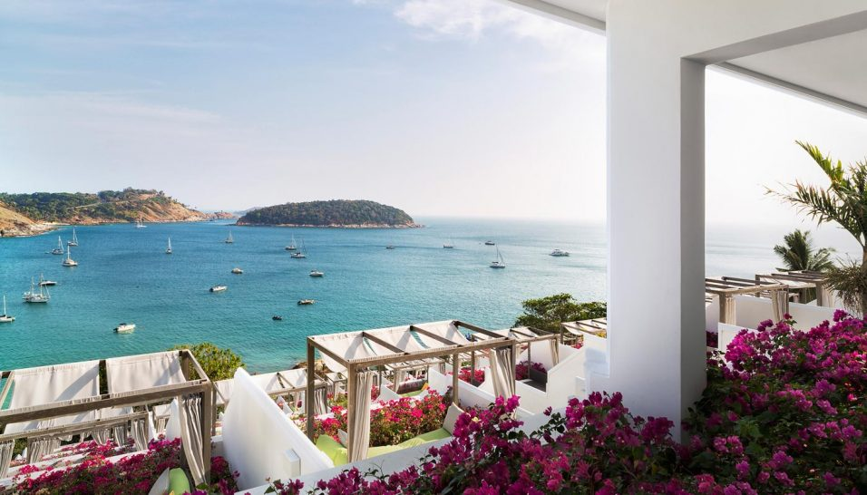 The Nai Harn Deluxe Ocean View Room