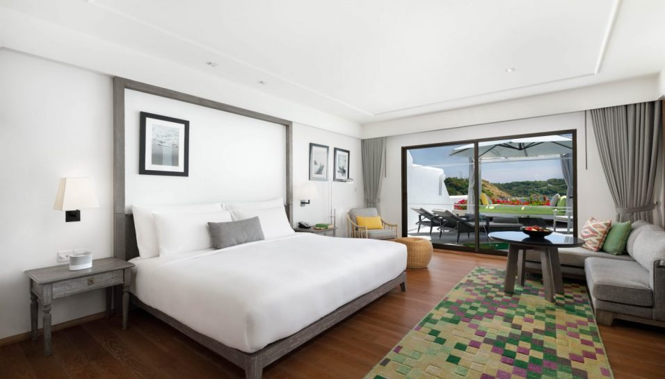 The Nai Harn Ocean View Suite