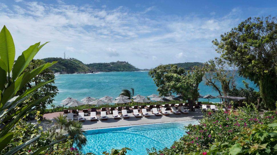 The Nai Harn Phuket Pool