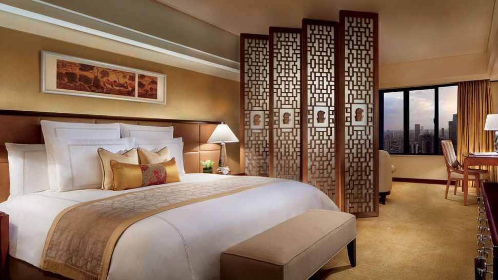 The Portman Ritz Carlton Shanghai Club Business Studio