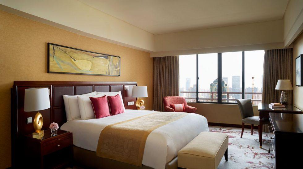 The Portman Ritz Carlton Shanghai Club Premier Suite