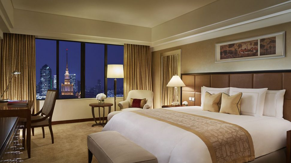The Portman Ritz Carlton Shanghai Club Skyline Room