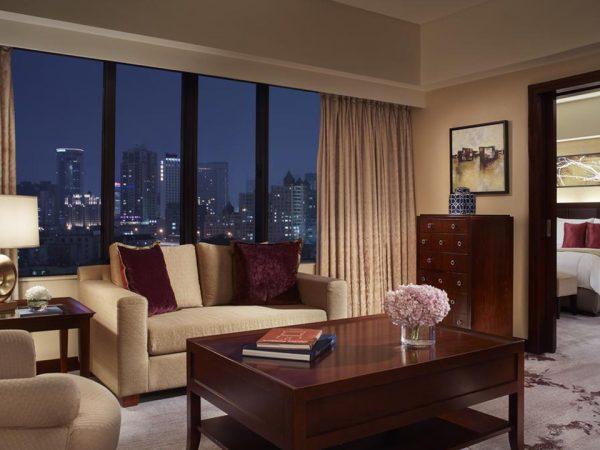 The Portman Ritz Carlton Shanghai Deluxe Room