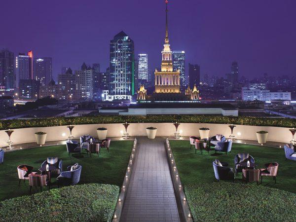 The Portman Ritz Carlton Shanghai Garden Terrace