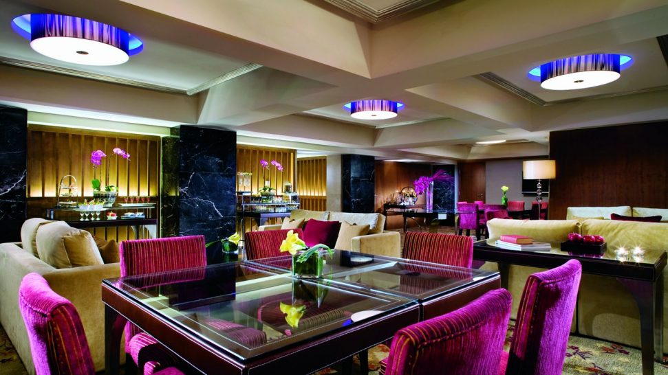The Portman Ritz Carlton Shanghai Hospitality Suite