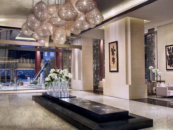 The Portman Ritz Carlton Shanghai Interior