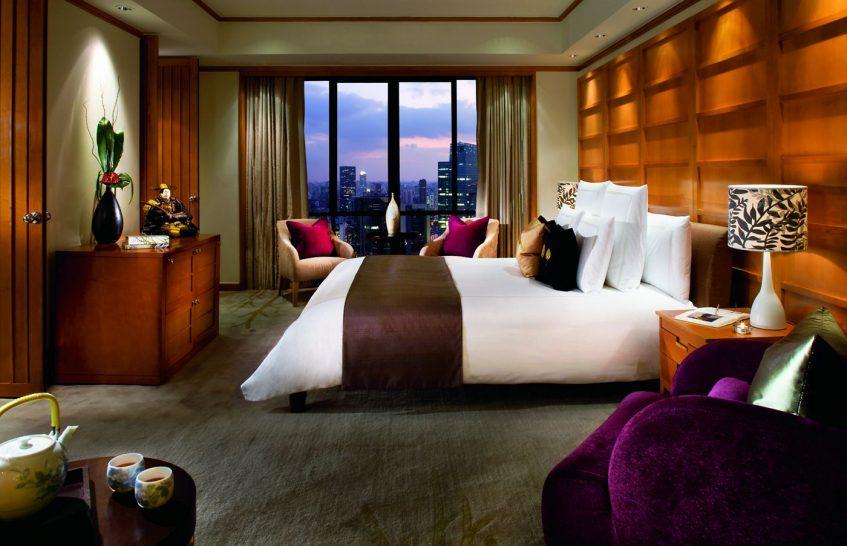 The Portman Ritz Carlton Shanghai One Bedroom Penthouse