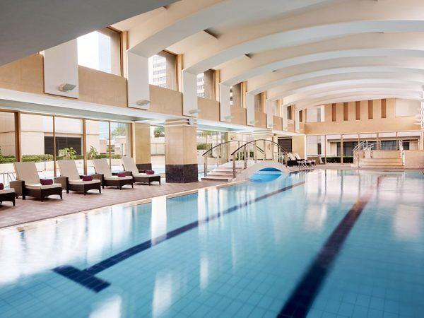 The Portman Ritz Carlton Shanghai Pool