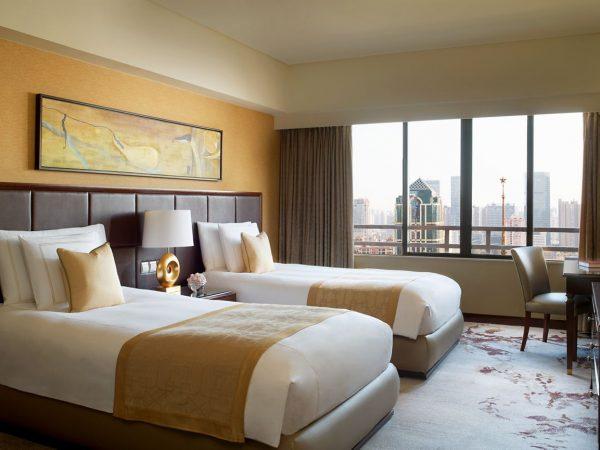 The Portman Ritz Carlton Shanghai Premier Suite