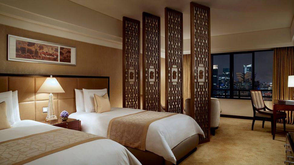 The Portman Ritz Carlton Shanghai Shanghai Premier Room