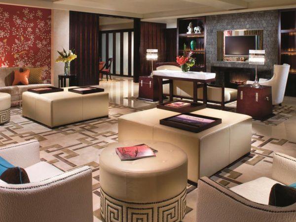 The Portman Ritz Carlton Shanghai Shanghai Room