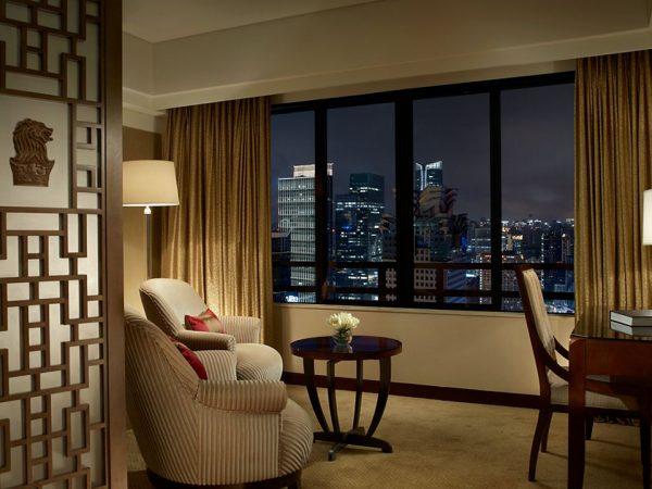 The Portman Ritz Carlton Shanghai Shanghai Skyline Room