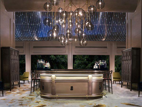The Portman Ritz Carlton Shanghai The Ritz Bar and Lounge
