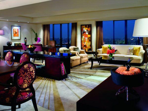 The Portman Ritz Carlton Shanghai Two Bedroom Penthouse