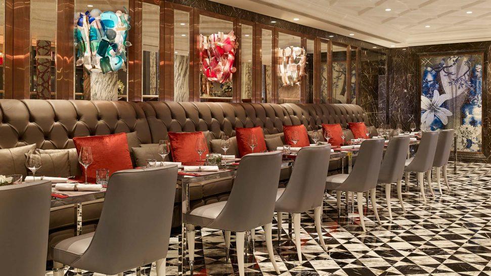 The Reverie Saigon Cafe Cardinal