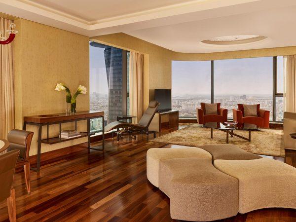 The Reverie Saigon Designer Suite By Giorgetti