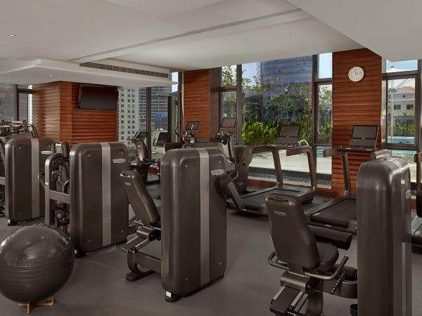 The Reverie Saigon Gym