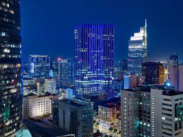 The Reverie Saigon Night Blue