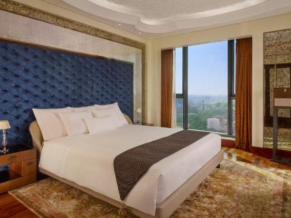 The Reverie Saigon Panorama Suite By Giorgetti