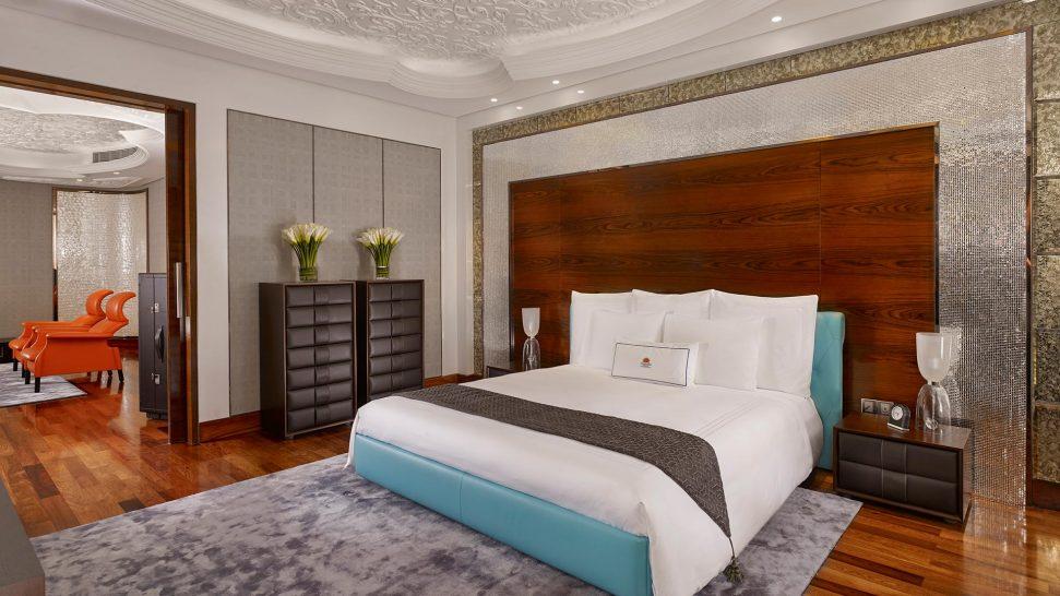 The Reverie Saigon Panorama Suite by Poltrona Frau