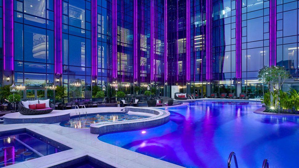 The Reverie Saigon Pool
