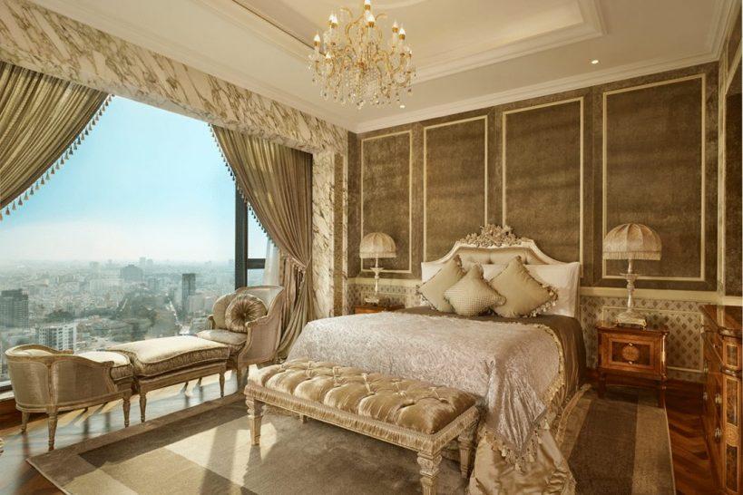 The Reverie Saigon Reverie Romance Suite