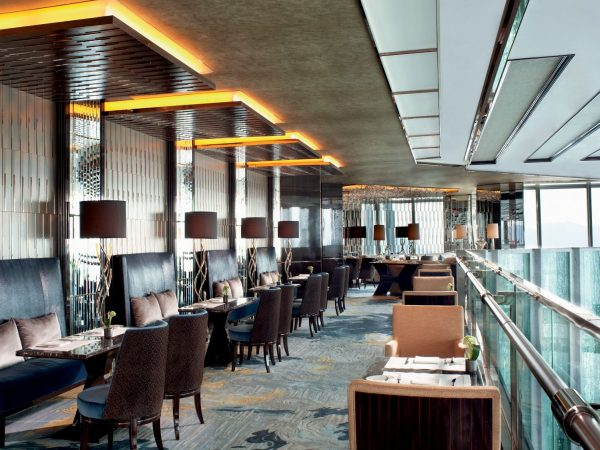 The Ritz Carlton Hong Kong Cafe 103