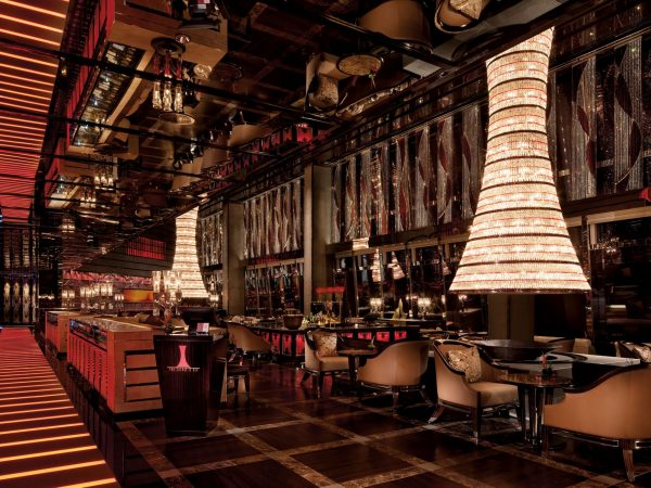 The Ritz Carlton Hong Kong Lounge And Bar