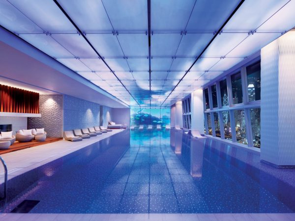 The Ritz Carlton Hong Kong Pool