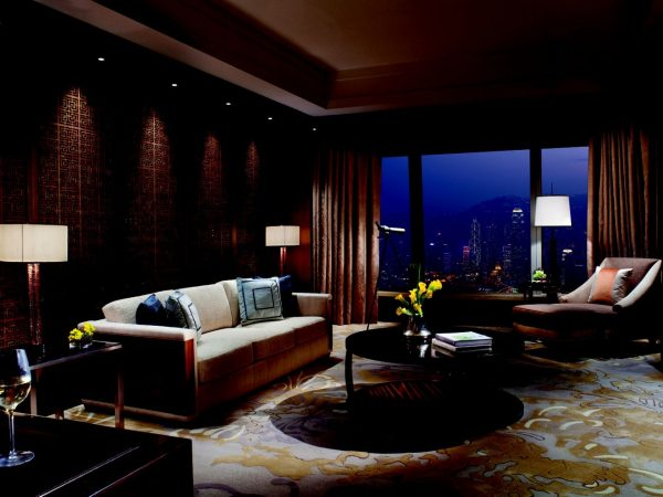 The Ritz Carlton Hong Kong Premier Executive Suite Victoria Harbour
