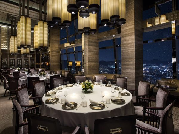 The Ritz Carlton Hong Kong Tin Lung Heen