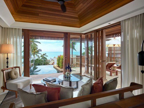 The Ritz Carlton Koh Samui Exclusive Pool Villa
