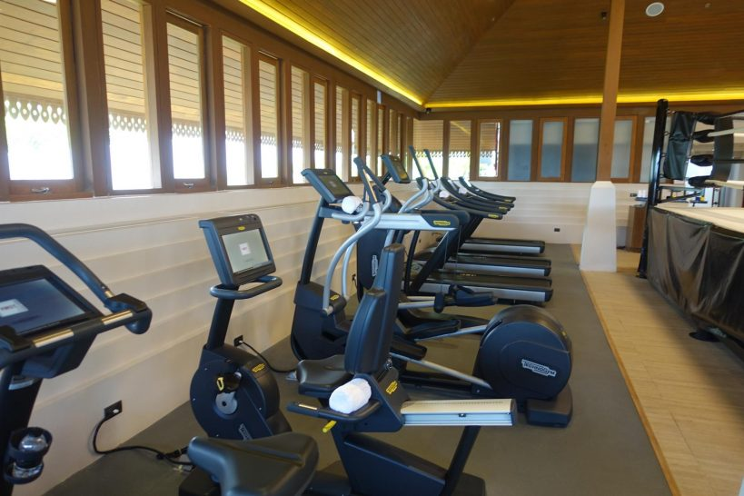 The Ritz Carlton Koh Samui Gym