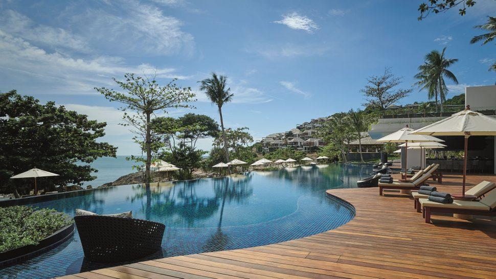 The Ritz Carlton Koh Samui Pool