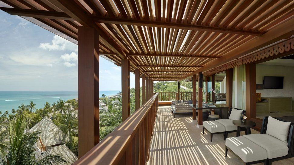 The Ritz Carlton Koh Samui Two Bedroom Suite