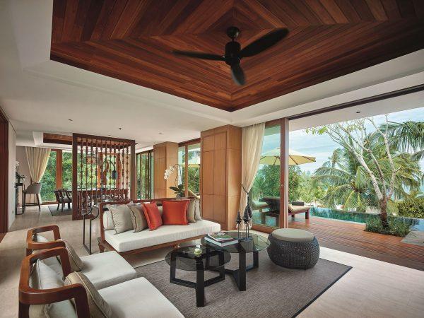 The Ritz Carlton Koh Samui Villa Kasara