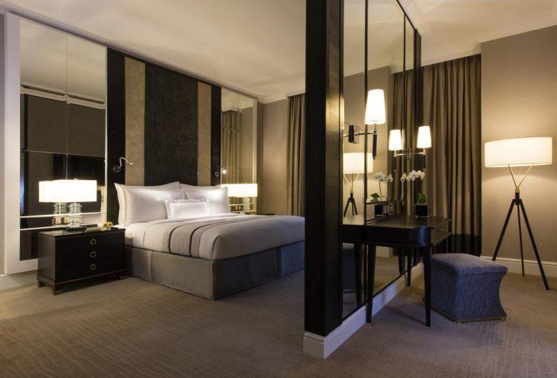 The Ritz Carlton Kuala Lumpur Club Deluxe Room