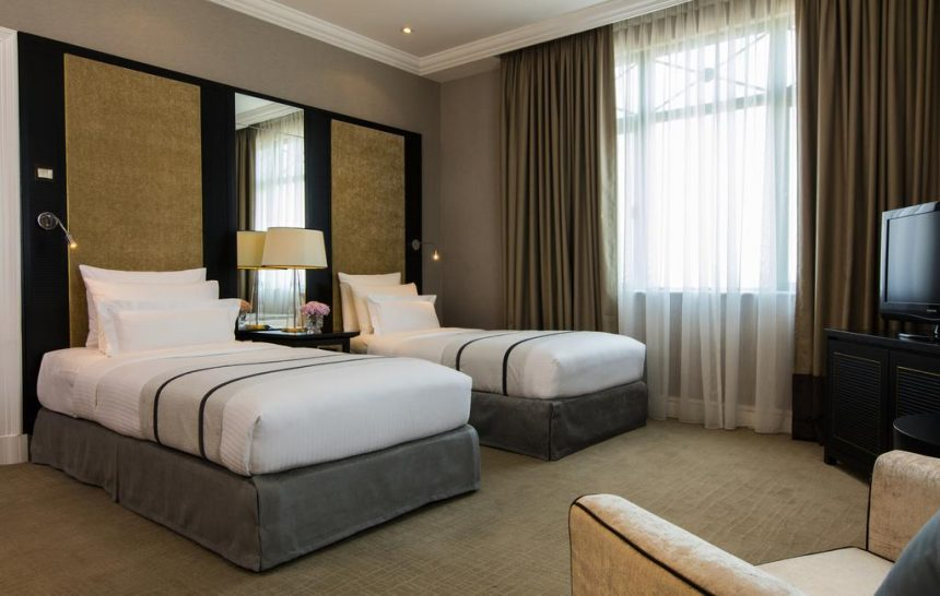 The Ritz Carlton Kuala Lumpur Club Executive Deluxe RoomThe Ritz Carlton Kuala Lumpur Club Executive Deluxe Room