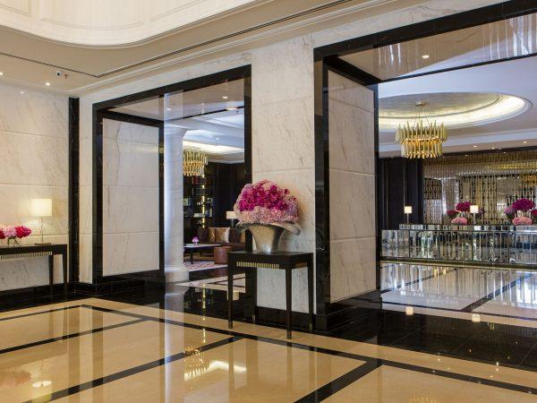 The Ritz Carlton Kuala Lumpur Lobby