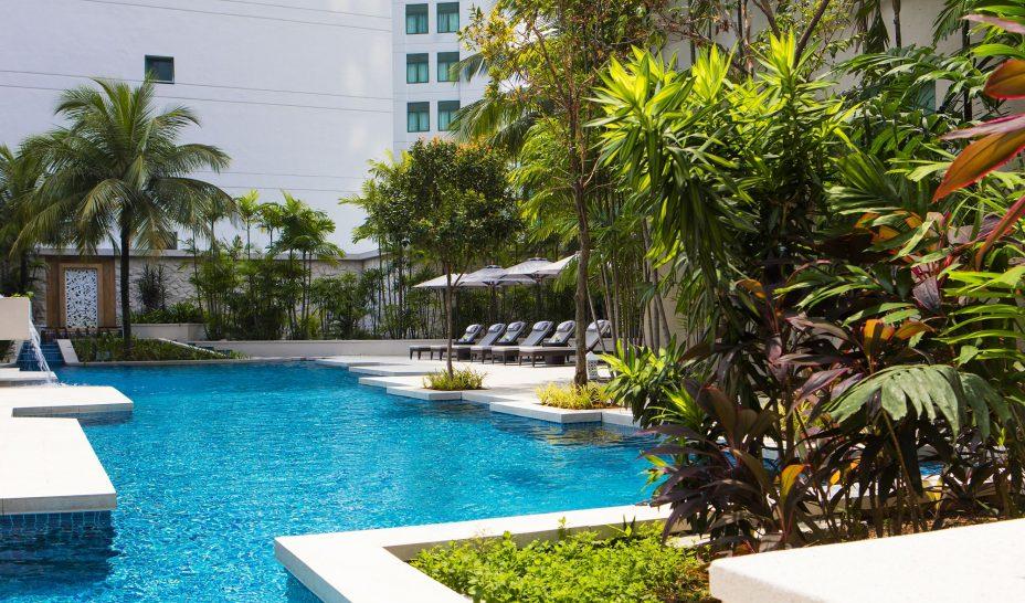 The Ritz Carlton Kuala Lumpur Pool